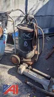 Hand Powered Grease Pump