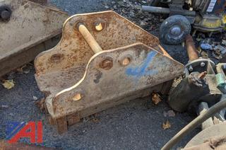 Hydraulic Brakers for Backhoe