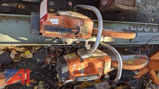 TS400 Stihl Demo Saws