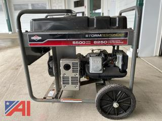 Briggs and Stratton Storm Responder Generator
