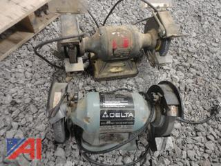 Delta and Rockwell Bench Grinders