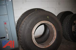 Good Year Truck Tires