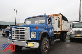 1984 International S1900 Vac Truck