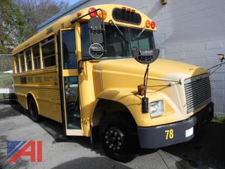 (#78) 2000 Freightliner FS65 Mini Bus