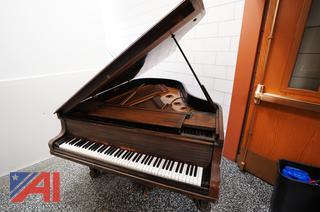 Baldwin & Hamilton Pianos