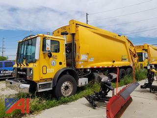2008 Mack MRU600 Garbage Truck