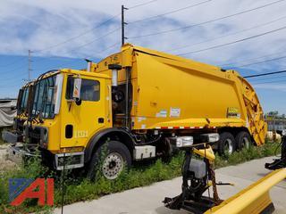 2008 Mack MRU600 Garabge Truck