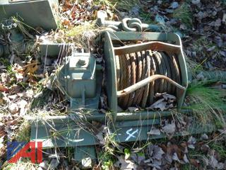 (#4) Military Winch