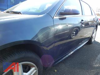 (#16) 2013 Chevy Impala 4 Door/Police Vehicle