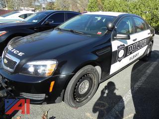 (#11) 2014 Chevy Caprice 4 Door/Police Vehicle