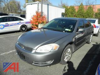 (#7) 2006 Chevy Impala 4 Door Sedan