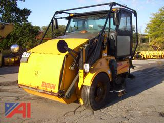 2008 Elgin Pelican Sweeper