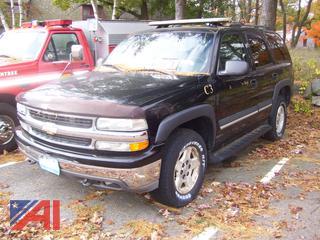 2004 Chevy Tahoe SUV
