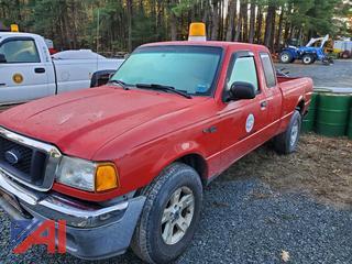 2004 Ford Ranger XLT SuperCab Pickup