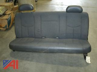 3rd Row Seat