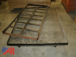 """Beaver Bed Sliding Shelf For 6' - 6"""" Pickup Truck Bed"""