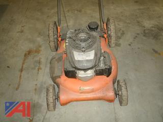 Husqvarna 7021P Push Mower
