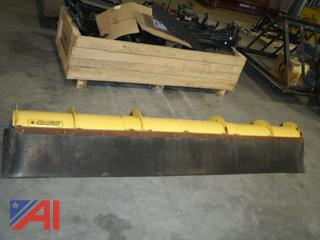 Fisher 8' Snofoil For Straight Blade Plow