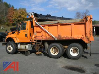 2008 International 7600 Dump Truck
