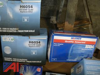Wagoner/ Eiko H6054 Headlight Bulbs