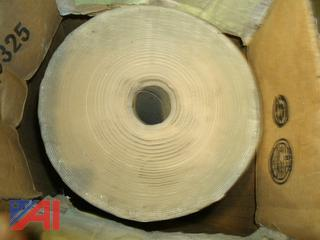 Partial Roll of Masking Paper