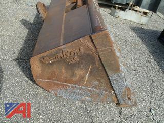 Ditching Bucket From John Deere 110 Excavator