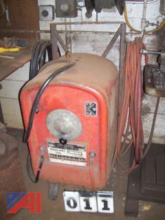 Ideal Arc 250 Welder
