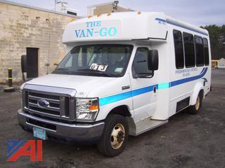2014 Ford E350 Bus