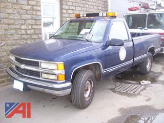 1998 Chevy C/K 2500 Pickup Truck