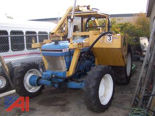1991 Ford 6610 Tractor