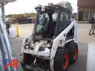 1996 Bobcat 753H Skid Steer