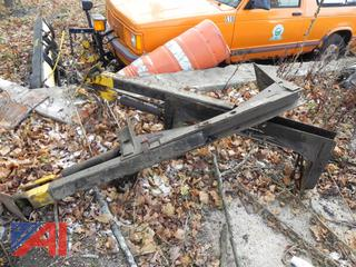 (#5) Hydraulic Outriggers