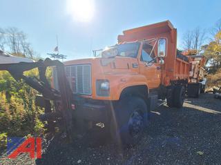 2002 GMC 8500 Dump Truck