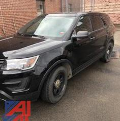 REDUCED BP 2017 Ford Explorer SUV/ Police Interceptor