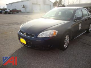 (#1727) 2009 Chevy Impala LS 4 Door Sedan