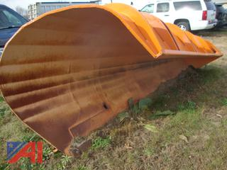 (#1726) Heavy Duty Truck Plow Blade