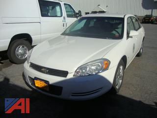 (#1730) 2008 Chevy Impala LS 4 Door Sedan