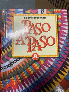 Science & Spanish School Text Books
