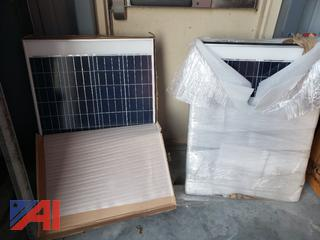Urloom Off Grid 80w Solar Panels, New/Old Stock