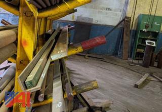 Box Beam, Angle & Flat Iron, Bars & More