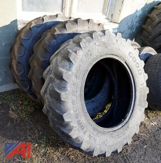 12.4R 24 Used Tractor Tires