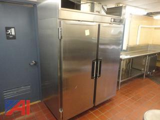 Jordan Stainless Steel Freezer
