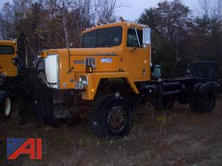 1995 International Paystar 5000 Cab & Chassis