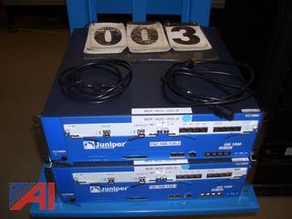 ISG 1000 Juniper Network Firewalls