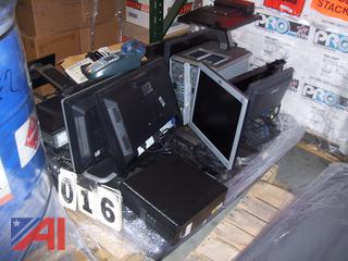Dell and HP Monitors and More