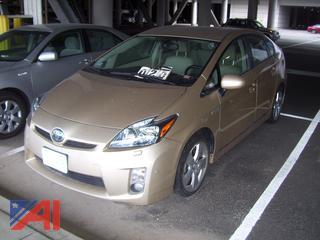 2010 Toyota Prius Sedan