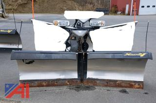 """9' 6"""" Fisher Xtreme V Plow"""