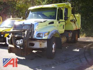 2006 International 7400 Dump Truck with Sander