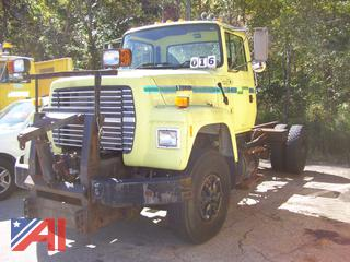 1995 Ford L8000 Cab and Chassis