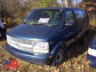 2000 Chevy Astro Van
